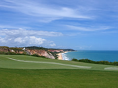 golf in terravista, trancoso